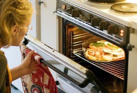 cucinare al forno