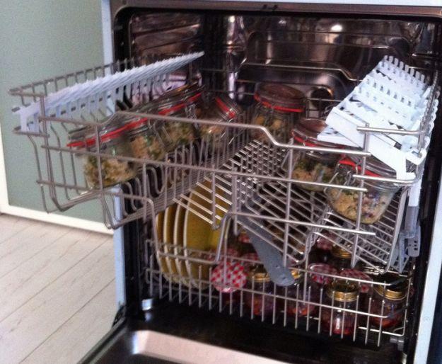cucinare lavastoviglie