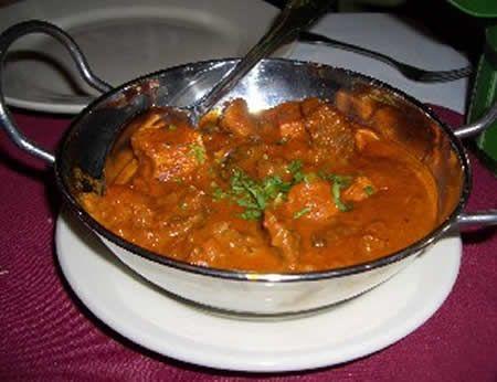 Le ricette di curry nella cucina etnica