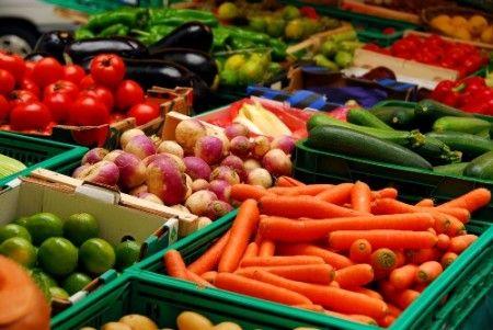 Verdure e ricette estive