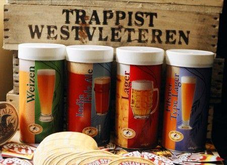 estratti malto luppolati per la birra in casa