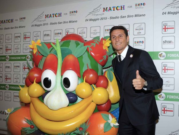 Zanetti and Friends Match for Expo Milano 2015