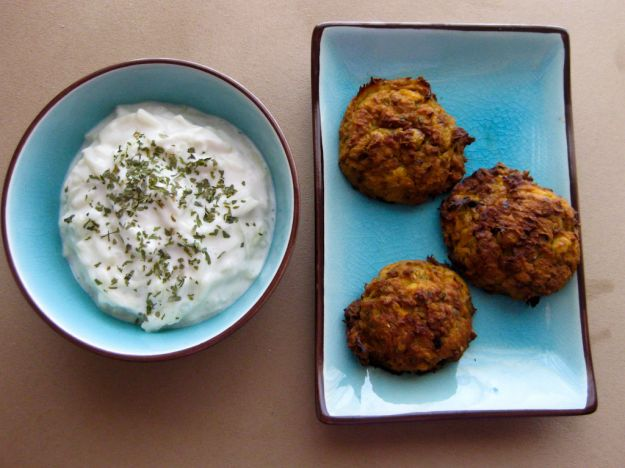 falafel piatto etnico