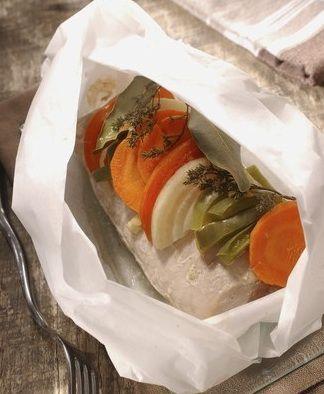 filetto cartoccio verdure