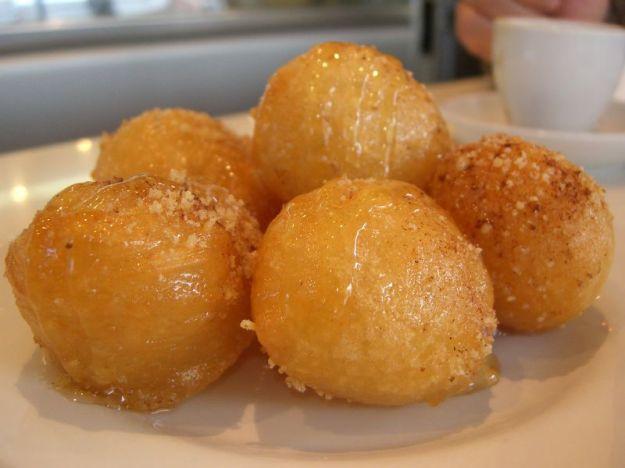 frittelle greche al miele ricetta carnevale