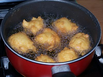Come friggere le frittelle