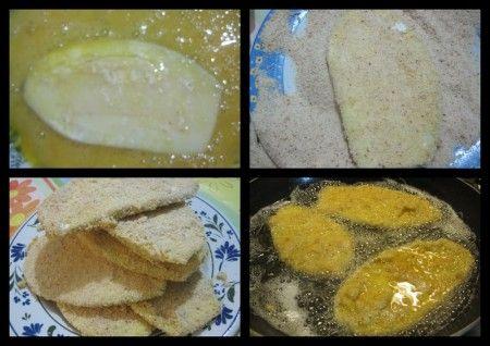 Come preparare i cibi per la frittura