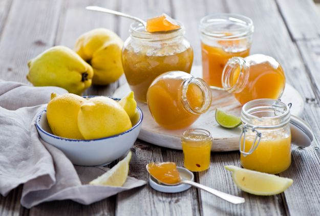 gelatina limoni