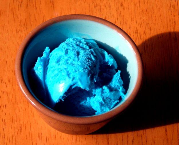 gelato al puffo