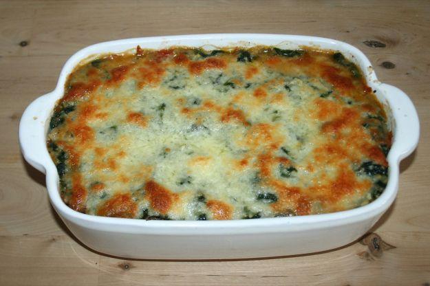 gratin di spinaci 1