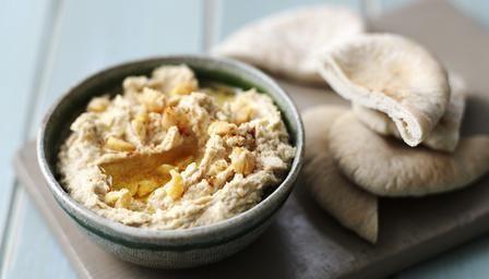 Hummus rapido