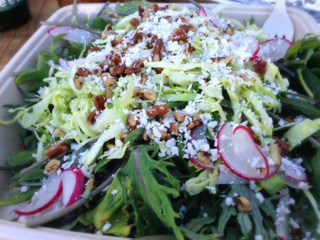 insalata cavolo e verza