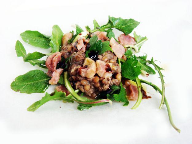 insalata con castagne 1