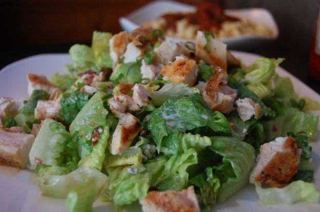 insalata di pollo e lenticchie 2