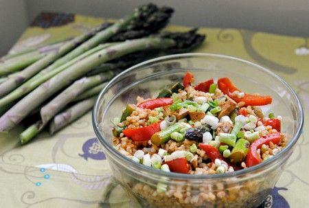 Le 5 regole d'oro per una buona insalata di riso