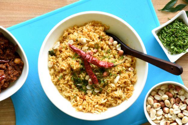 insalata di riso piccante