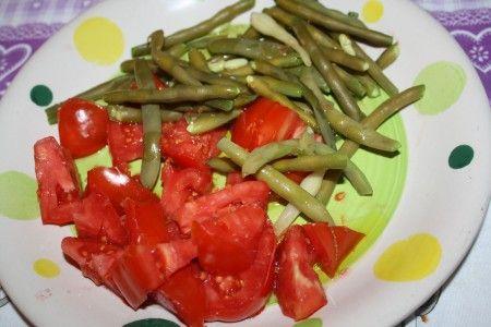 insalata fagiolini