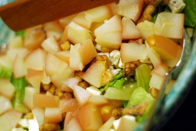 insalata pere noci