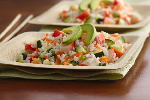 Ricette gustose per insalate di riso
