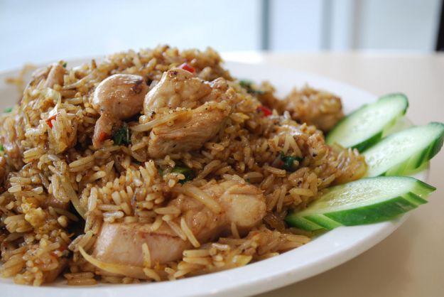 kasba i riso e pollo