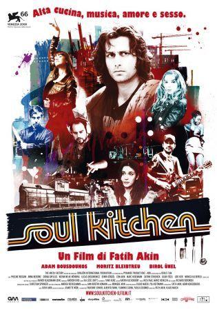 Manifesto del film Soul Kitchen