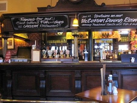 mangiare pub londra