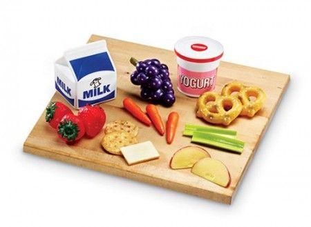 mangiare sano healthy snack