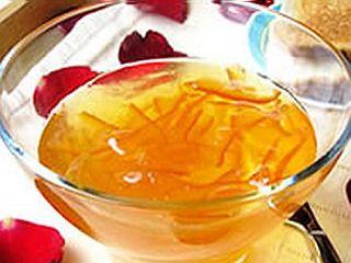 Gelatina di arance e limoni