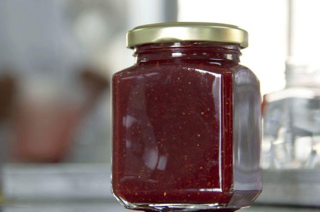 marmellata di fragole con il Bimby