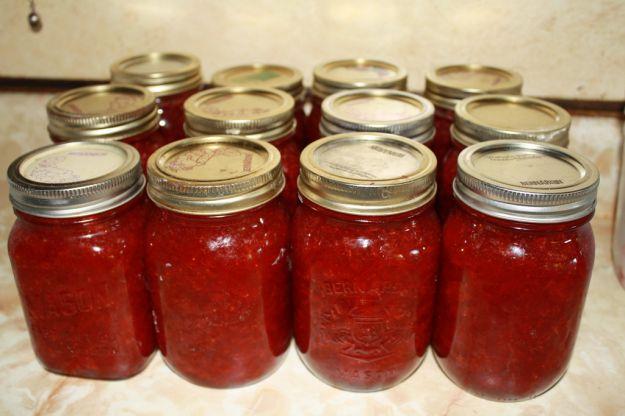 marmellata di fragole e mele con il Bimby