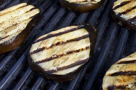 Le melanzane grigliate: la ricetta base