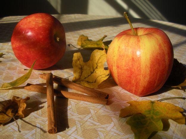mele alla cannella