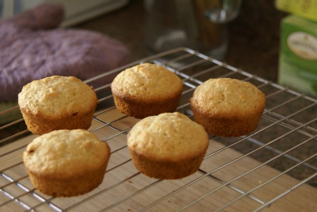 muffin all'olio d'oliva