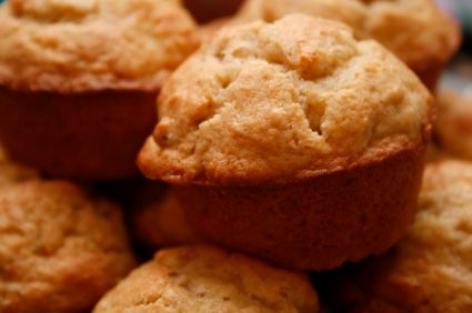 muffins riso uvetta