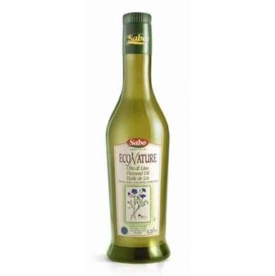 olio di semi di lino benefico per il cuore