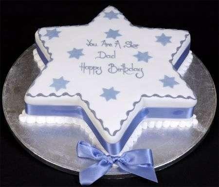 torta compleanno stella