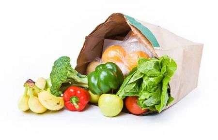 insalata e verdure