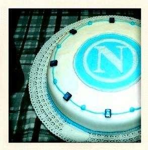 torta calcistica festa del papa