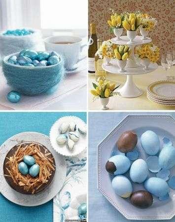 Regali da usare come decorazione della tavola