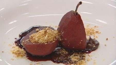 ricette con pere e cioccolato