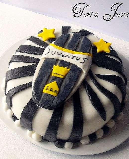 Torta della Juventus 1