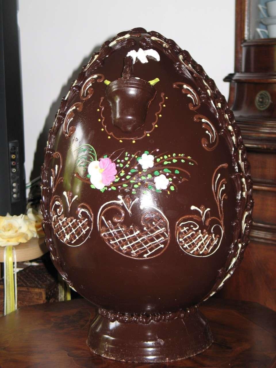 Uovo di Pasqua classico
