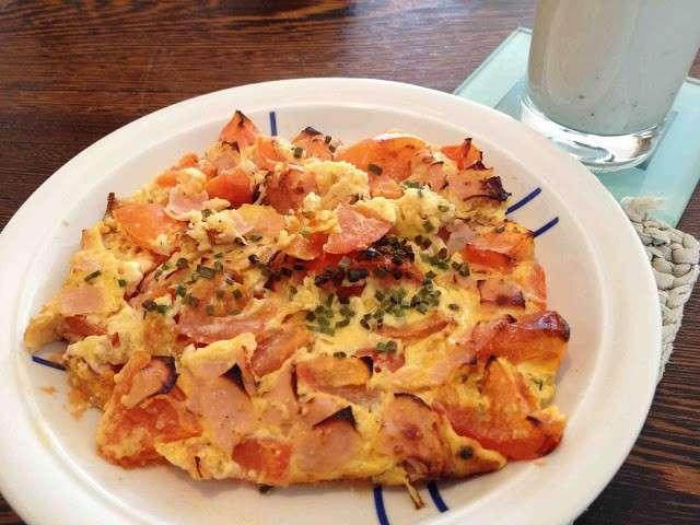 Pizza di tacchino per la dieta Dukan