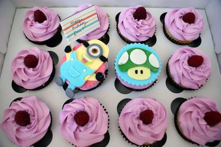 Cupcakes Cattivissimo me