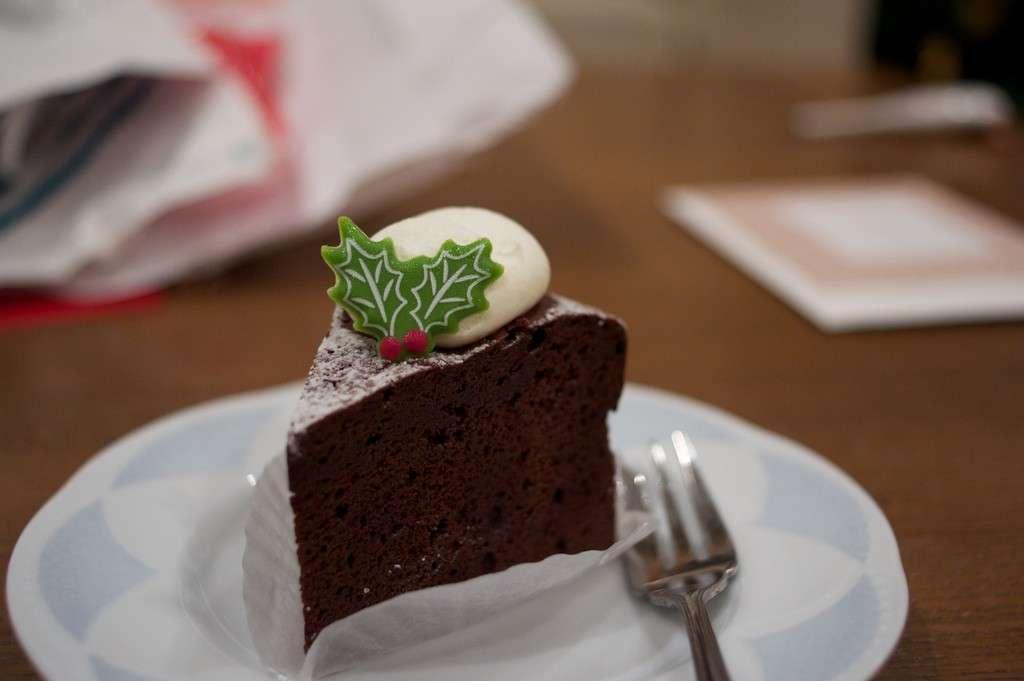 Agrifoglio dolce per torte di Natale