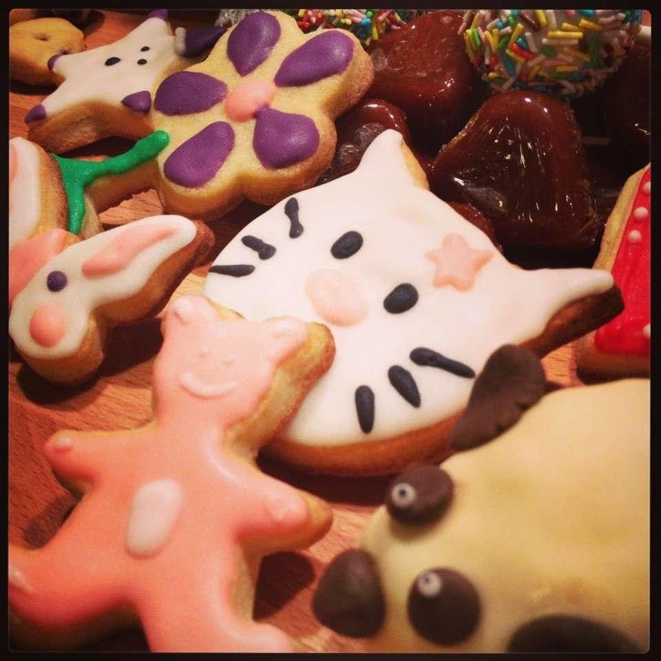 Biscotti animati per la Befana