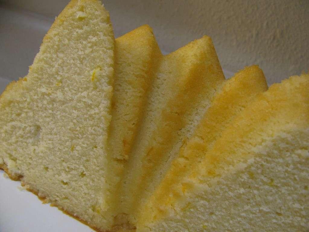 Classica torta all'arancia