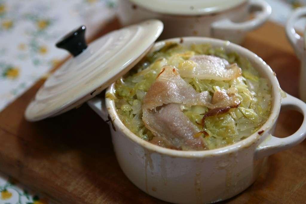 Cocotte verza e patate