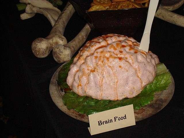 Cervello mostruoso da mangiare