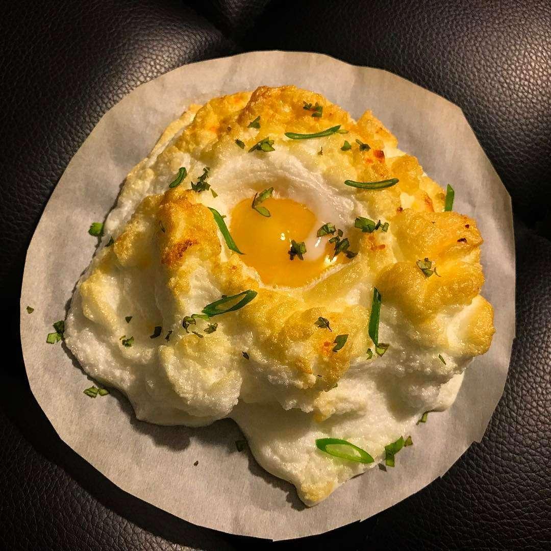 Le cloud eggs